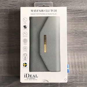 iDeal of Sweden MayfairClutch iPhone 8/7/6/6S PLUS